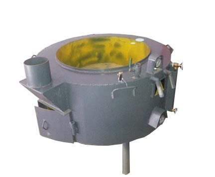 圆形不锈钢节能蒸汽灶